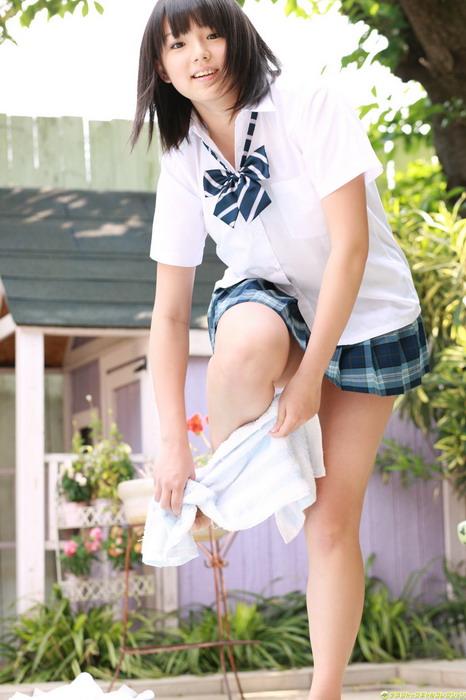 image Cute japanese riku shiina fucked hard