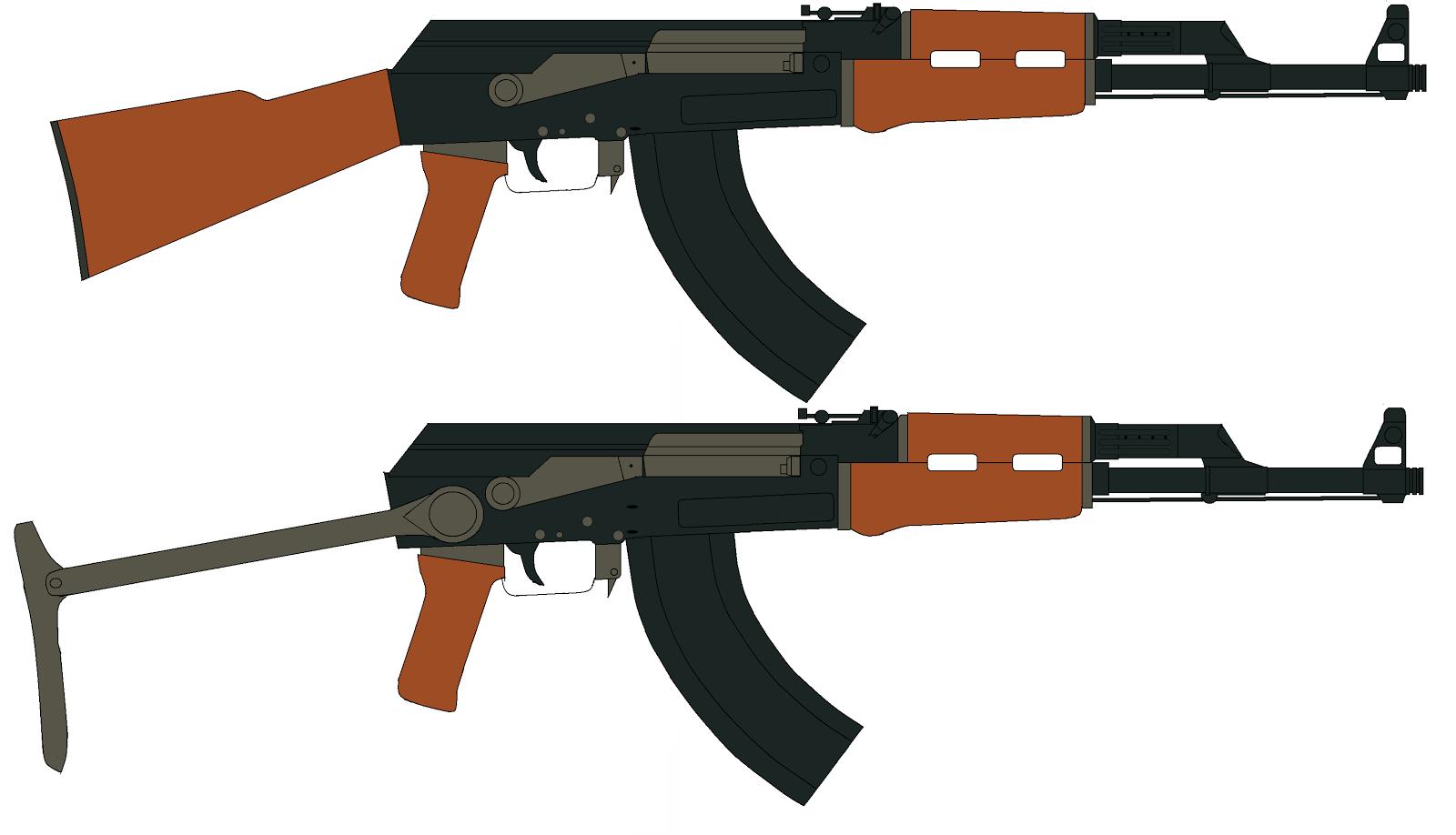 Chivo Dibujo Animado: AK 47: Un Arma Que Hizo Historia