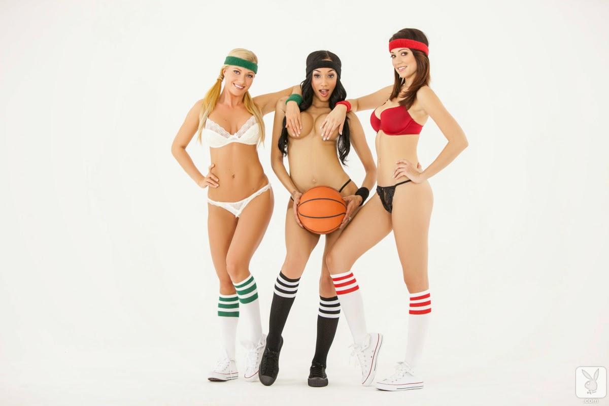 Great job.... nude basketball and the