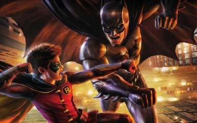 BATMAN VS ROBIN 1