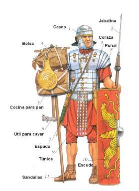 legión soldado