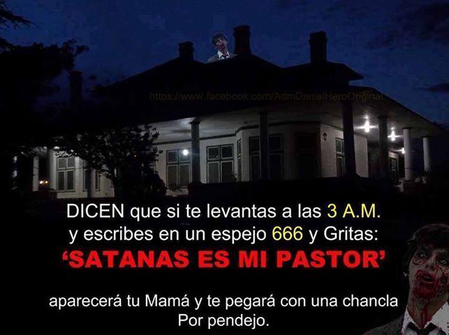 23 satanas chancla