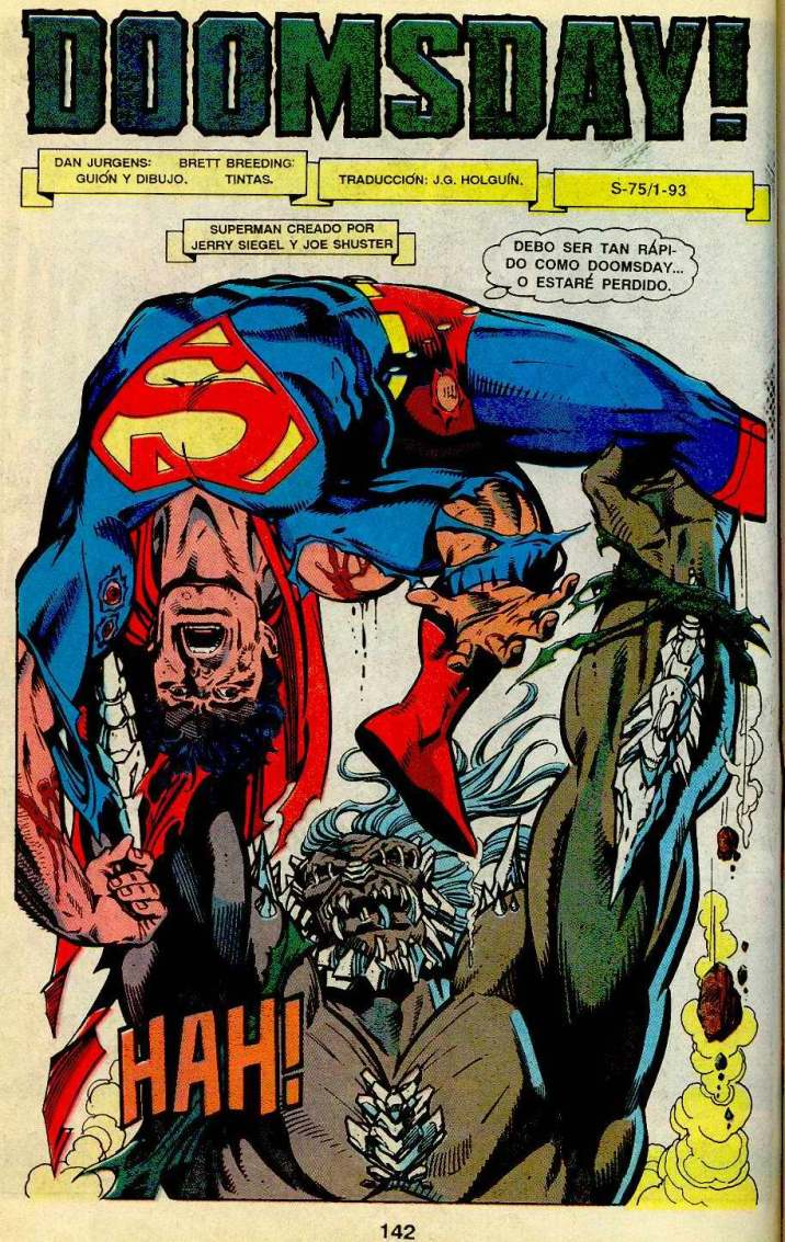 La Muerte de Superman 0139