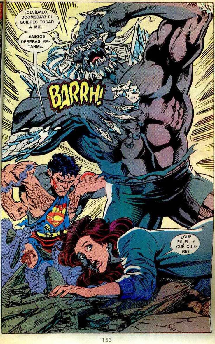 La Muerte de Superman 0150