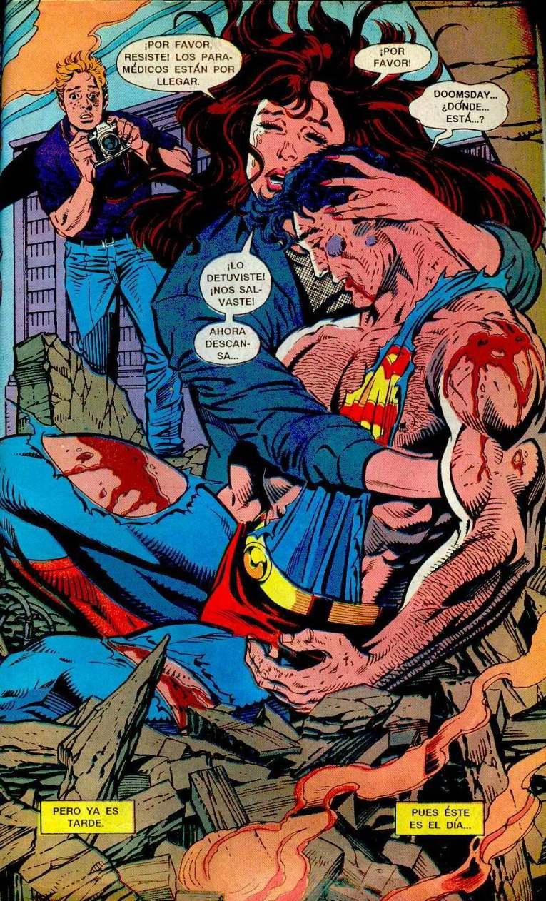 La Muerte de Superman 0162