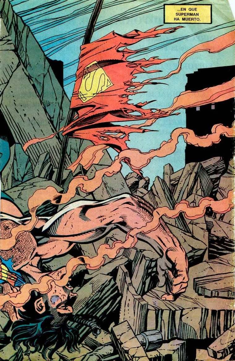 La Muerte de Superman 0164