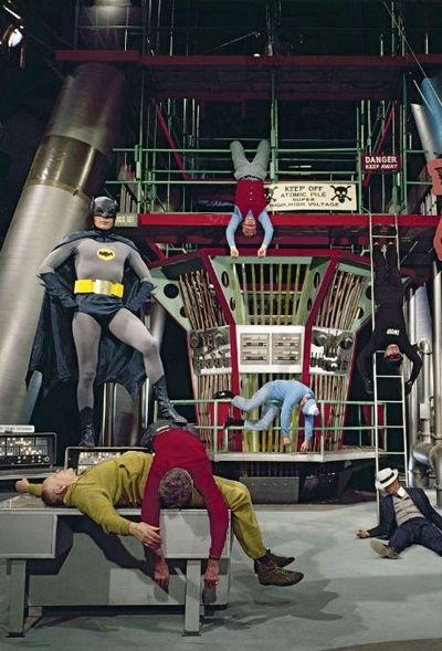 batman 60 color