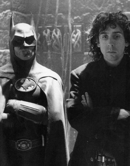 batman y burton