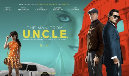 The-Man-From-UNCLE-Film AFICHE