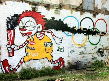 olympic-graffiti-ronald-mcdonald