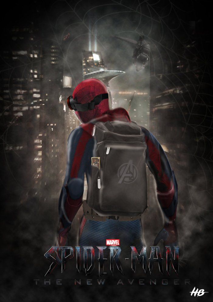 Spiderman The New Avengers Pictures & Wallpapers
