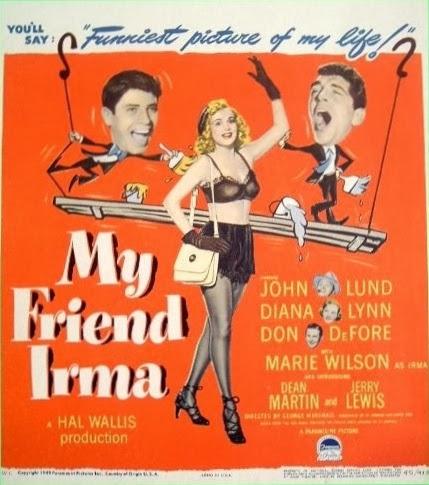 1949 - My friend Irma (G. Marshall) USA