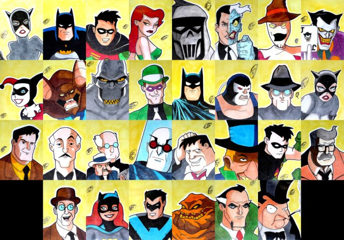 batman_animated_series_sketch_card_set_by_petersimeti-d4ezeii