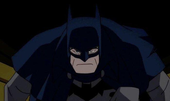 Batman tiene gases 1