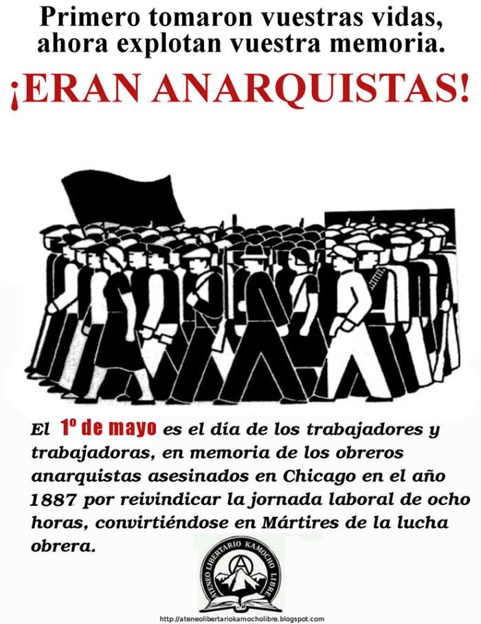 anarquistas eran