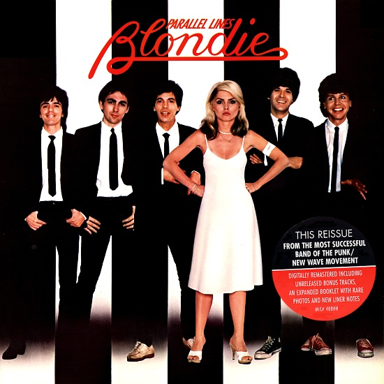 blondie parallel lines 2001 a