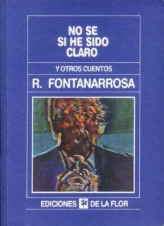 Fontanarrosa, Roberto - No sé si he sido claro-Tapa