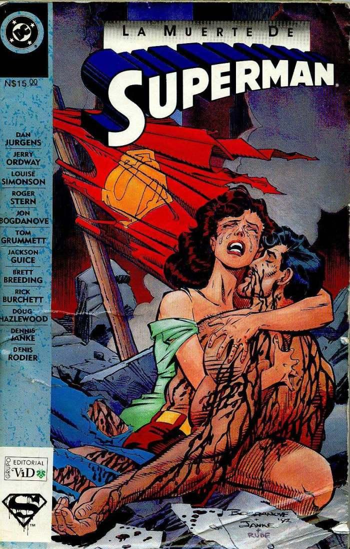 la muerte de superman 0001