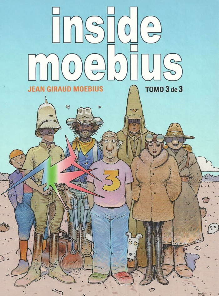 Inside Moebius T03 pag. 000