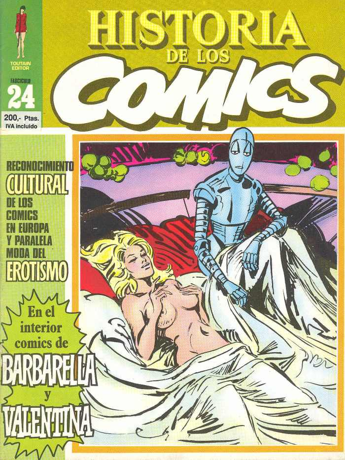 Historia de los Comics (2401)
