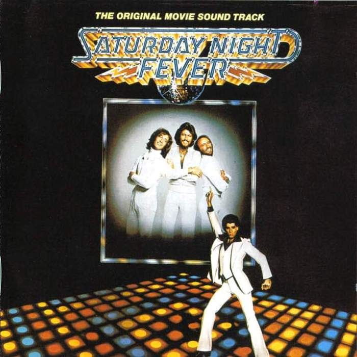 Saturday Night Fever - Front