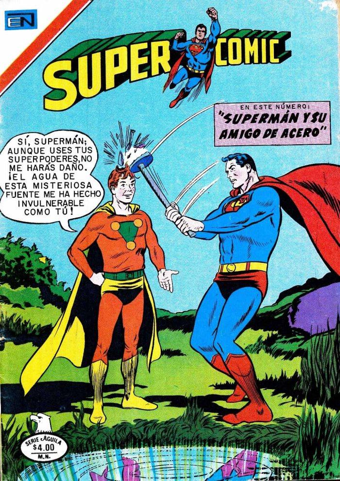 Supercomic Novaro #140 por mja_0