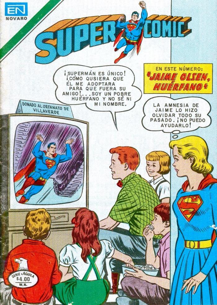 Supercomic Novaro #150 por mja_0